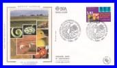 3001 (Yvert) Sur FDC (GF-PJ) - Cinquantenaire De L´I.N.R.A. Institut National De La Recherche Agronomique - France 1996 - 1990-1999