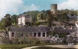 Château Renault  Vue Sur Le Château Et Le Donjon Du Xiième Siècle (Sta 39) - France