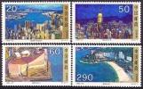 China 1995 Yvert 3345 / 48, Views Of Hong Kong, MNH - Neufs