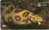 TARJETA DE BRASIL DE UN PEZ   (FISH-PEZ) - Peces