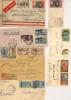 COLONIES FRANCAISES Lot De 29 Devants De Lettres Ou Fragments - France (ex-colonies & Protectorats)