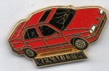 Arthus Bertrand , Auto Renault 19 - Arthus Bertrand
