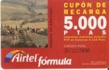 ACR-046/2 TARJETA CAMINO DE SANTIAGO DE 5000 PTAS CAMINO - Airtel