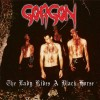 CD GORGON The Lady rides a black horse bonus tracks black metal