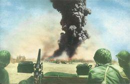 AK / PC 2. Weltkrieg US-Invasion Marshall-Inseln #51_16 - Marshall