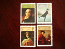 GB 1973 BRITISH PAINTINGS  Issue 4th.July  MNH Full Set Four Stamps To 9p. - 1952-.... (Elizabeth II)