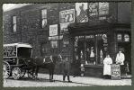 Carte Postale Photo DEVANTURE MAGASIN LYONS TEA - LONDON - ATTELAGE - Collection Nostalgia - Winkels