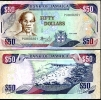 JAMAICA 50 DOLLARS 2009 - Jamaique