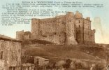 Cpa - 30 - Environs De GRAND'COMBE - Château Des Portes - - Other Municipalities