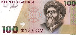 KYRGYZSTAN 50 TYIYN 1993 P 3 UNC - Kirghizistan
