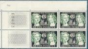 France - 1956 - En Bloc De 4 - Jumelage Reims-Florence - Y&T N°1061 ** Neuf Luxe 1er Choix (gomme D´origine Intacte) - Unused Stamps