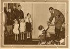 Propaganda Ganzsache 50 Geburtstag Adolf Hitler Mit Erstagsstempel  1939 - Weltkrieg 1939-45