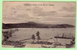 INDONESIA - ACEH - Hollandsch Eskader In De Baai Te Sabang, Year 1913, No Stamps, Track Folding - Indonesië