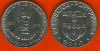 Portugal 2.5 Escudos 1977 Km#605 UNC - Portugal