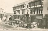 RABAT. ''Le Maroc Hotel'' - Boulevard El-Alou - Rabat