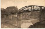 ALES - ALAIS - GARD - PASSERELLE DE ROCHEBELLE - Alès