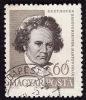 HONGRIE  1960  -  YT 1369  - Beethoven  -  Oblitéré - Hongrie