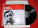 CHARLES AZNAVOUR J AIME VOLUME 1 EDIT COLUMBIA - Verzameluitgaven