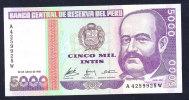 Billet PEROU Neuf Non Plié - Pérou