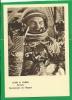 JOHN H. GLEEN ( U.S.A.)  COSMONAUTE DE L'ESPACE - Espace