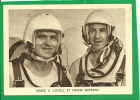 """ GEMINI VII "" ( 4 DEC. 1965 )  JAMES A. LOVELL ET FRANK BORMAN - Espace"