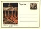 MACHTERGREIFUNG 1934 DEUTSCHES REICH MICHEL P 250 - Briefe U. Dokumente