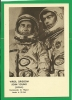 VIRGIL GRISSOM - JOHN YOUNG ( U.S.A.) COSMONAUTES DE L'ESPACE LANCES LE 23-3-65 - Espace