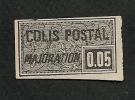 FRANCE -   C.P.  N°  17 - * - Cote  3,85  € - Colis Postaux