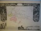 -Levasseur-1866-Carte Géographique De L´Océanie- - Geographical Maps