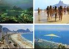 Rio De Janeiro ***Bon état**  Ed Litoart  Aneiro  ***  état Neuf  ** - Ed Eastern - Rio De Janeiro