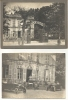AUXERRE . GARAGE CITROEN .CHATEAU DES CONTES DE SPARRE . 1921  X2 PHOTOS - Coches