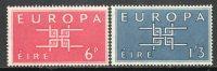 Ireland 1963 - Europa SG295-296 MNH Cat £4.75 SG2012 - Irlanda