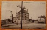 CP N° 610 :    LE COTEAU -   Place Du Pont - Quai De Pincourt  - (14 X 8,9) - France