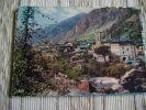 ANDORRE - ANDORRE LA VIEILLE -VUE GENERALE CPSM VIERGE - Andorre