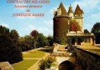 CP - CHATEAU DES MILANDES - ANCIENNE DEMEURE DE JOSEPHINE BAKER - FACADE NORD - Francia