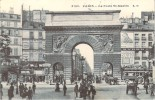 PARIS LA PORTE SAINT MARTIN - Distretto: 10