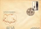Cycling Tour Of Poland 1968 Special Covers ,Poland. - Ciclismo