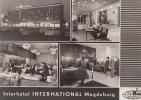 N2335 Magdeburg Interhotel International Not Used Perfect Shape - Magdeburg