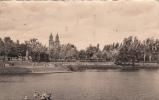 N2337 Magdeburg IStadtpark Mit Adolf Mittag See Used Good Shape - Magdeburg