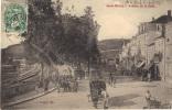 55  ///  SAINT MIHIEL  AV DE LA GARE  ATTELAGES - Saint Mihiel