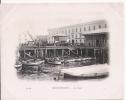 MONTEVIDEO 69 TER LE QUAI (BATEAUX DE PECHES) 1902 - Uruguay