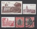 AFRIQUE DU SUD  LOT__OBL  VOIR SCAN - Afrique Du Sud (1961-...)