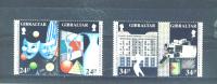 GIBRALTAR  -  1993  Europa  UM - Gibraltar