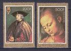 COMORES AERIENS N° 137 à 138 Neufs **  Sans Charnière, Cote: 6.80 €, Albrecht Durer - Comores (1975-...)
