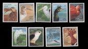 Maldives **  - N° 1416 à 1424 - Oiseaux - - Maldives (1965-...)
