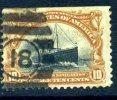 USA 1901 Pan-American Exposition Buffalo 10c, Used (A) - Stati Uniti
