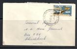 New Zealand 1964 Road Safety - Ngongotaha Cancel On Cover - New Zealand