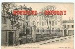 ECOLE - Le Collège De Jeunes Filles à Chartres - Ecoles - Dos Scané - Ecoles