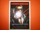 Cartolina N.p.film Terminator Arnold Schwarzenegger - Spettacolo