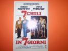 Cartolina N.p.film Sette Chili In Sette Giorni - Spettacolo
